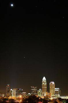 """""""The Queen City"""" - Charlotte, NC"""