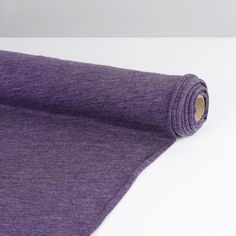 Merino / Poly Diagonal Marle Jersey - Grape – The Fabric Store Online Singles Twist, Grey Highlights, Store Online, Fabric Online, Knitted Fabric, Gray Highlights