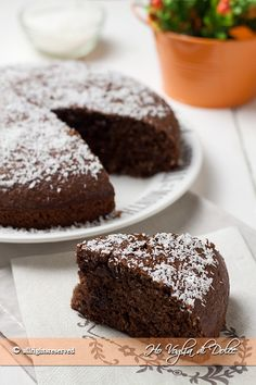 Though many consider these sweets to be unhealthy and addictive, did you know that its raw ingredient - Healthy Cake, Healthy Baking, Vegan Chocolate, Chocolate Recipes, Cacao Recipes, Sweet Cakes, Dessert Recipes, Desserts, Something Sweet