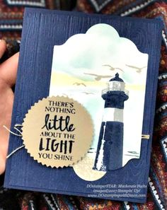Stampin' Up! High Tide card shared by Dawn Olchefske #dostamping(Mackenzie Fuchs)