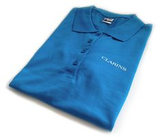 Clarins branded polo shirt Polo Shirt, Shirt Dress, Mens Tops, Shirts, Fashion, Dress Shirt, Moda, Polos, Shirtdress