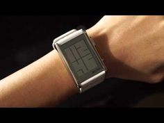 Simple watch for the smarts/idiots!