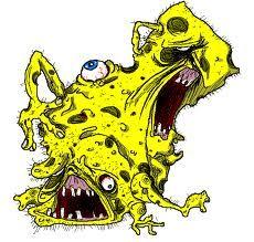 Scary Spongebob