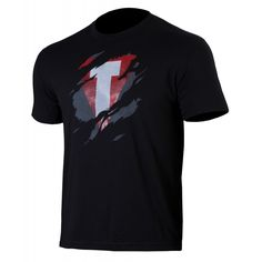 TITLE Boxing Shredded Tee