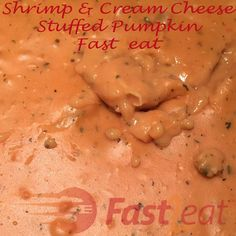 Eating Fast, Healthy Eating, Creamy Cheese, I Love Food, Food Pictures, Shrimp, Peanut Butter, Pumpkin, Healthy Recipes