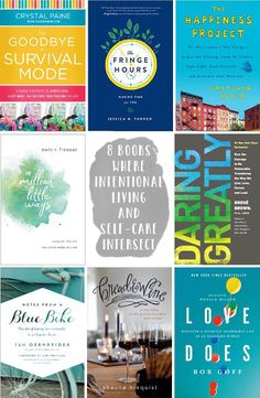 8 books where living