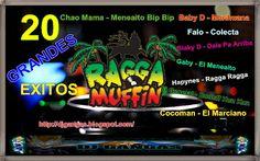 descarga RAGGA MUFFIN 20 EXITOS DJ GANGAS ~ Descargar pack remix de musica gratis | La Maleta DJ gratis online
