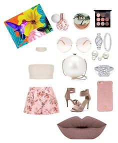 """Casual"" by irem-k on Polyvore featuring STELLA McCARTNEY, Lands' End, Chanel, Chloé, Tory Burch, Allurez, Mestige, Michael Kors, Urban Decay ve MAC Cosmetics"