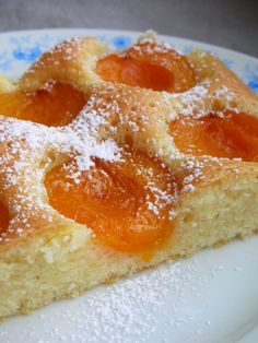 Summer Desserts, Sweet Desserts, No Bake Desserts, Tea Cakes, Food Cakes, Sweets Recipes, Cake Recipes, Healthy Protein Breakfast, Apricot Recipes