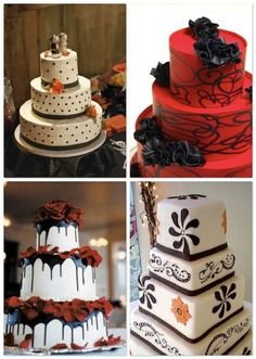 """Choosing Your Holiday Wedding Cake"""