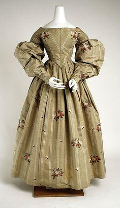 Dress  1836  The Metropolitan Museum of Art