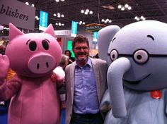 Mo Willems Doodles: Elephants, Piggies, Triangles, Cartoonists, & Yay Richard!