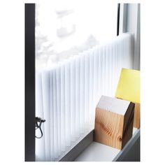 SCHOTTIS Pleated blind IKEA Easy to attach to your window frame. No drilling needed. Can be easily cut to the desired size. Ikea Portugal, Basement Windows, Recycling, Window Frames, Curtains With Blinds, Window Coverings, Home Textile, Home And Living, Living Room