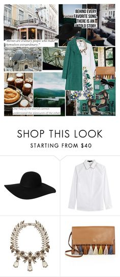 """""Better three hours too soon than a minute too late.""  ― William Shakespeare"" by azomyr20 ❤ liked on Polyvore featuring Marella, Monki, Alexander Wang, BCBGMAXAZRIA, Givenchy, Rebecca Minkoff and H&M"