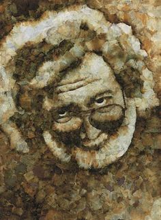 """Jerry Garcia. """"Creative way to dispose of roaches, man"""" Tommy Chong"""
