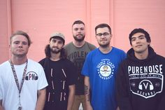Pop-Punk Outfit SEAWAY Announces New EP 'Colour Blind' + New Video 'FREAK' - Toronto pop-punk band Seaway has announced they'll be releasing their sophomore album, Colour Blind, on October 23rd via New Damage Records in Canada. In concurrence with the announcement, the band […]