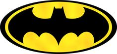 Just your standard Batman logo...I am a huge Batman fan, so I would love to get a Batman tattoo for my next one.  I don't know if I want just the logo, or if I want to get one of Batman himself.  I am thinking of getting one with Batman himself, with the Gotham City skyline in the background, the Bat symbol in the sky.