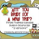 'Arrrrr' you setting up a pirate themed bulletin board display as you welcome your new 'mateys' to your class?  Looking for a set of 3 different bo...