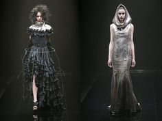 Alice Auaa - A/W 2013-14 | In search of the Missing Light