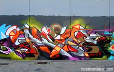 Pieces - Clifton Hill | MelbourneGraffiti.com - Australian Graffiti
