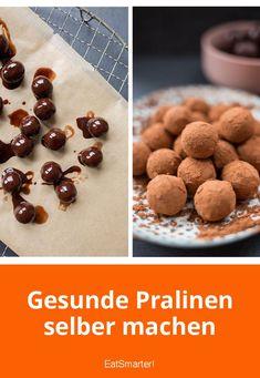 Gesund Naschen: Energy Balls | eatsmarter.de
