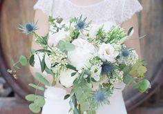Le bouquet de Marine Bouquet de mariée // Bridalbouquet