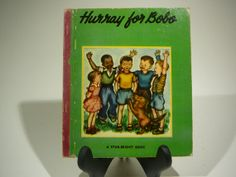 Hurray for Bobo 1947 Star Bright book vintage by VintageBookMarket, $6.50