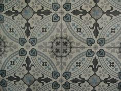 Portugese Tegels Outlet : Serie patchwork black white cm portugese tegels