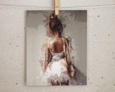 Ballet Print Ballerina Print Ballet Art by ArtbyPixiePerfect