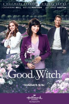 Enter the Good Witch Magic Sweepstakes for a chance to win a $250 gift certificate. Tune in Sundays, 9/8c for an all-new season of Good Witch. #Goodies, #HallmarkChannel