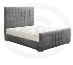 Lily Frame Bed with ortho mattress.