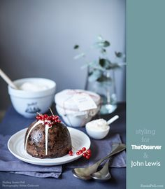 styling for john lewis and the observer