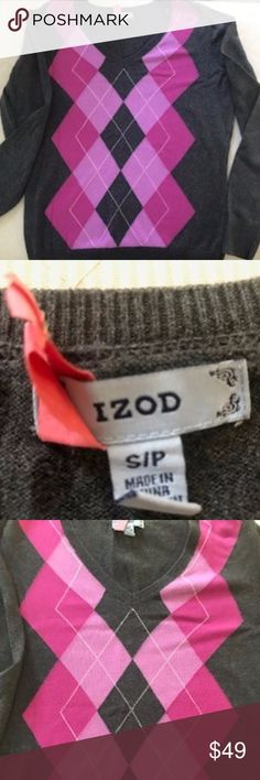 Izod Sweater for Women Izod Sweater for Women, dry cleaning tag attached, in excellent condition. IZOD Sweaters V-Necks
