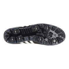 96025ca4431c adidas Golf Men s Adipure Flex Golf Shoes - Black White Red
