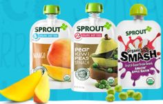 $1.00 off Sprout Organic Baby or Toddler Snacks Coupon on http://hunt4freebies.com/coupons