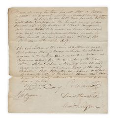 Handwritten legal document from 1814 from Portage County, Ohio.