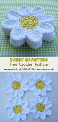 Transcendent Crochet a Solid Granny Square Ideas. Inconceivable Crochet a Solid Granny Square Ideas. Appliques Au Crochet, Crochet Motifs, Crochet Stitches, Crochet Dishcloths, Crochet Granny Squares, Granny Square Pattern Free, Flower Granny Square, Crochet Doilies, Knitting Patterns