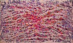 "Saatchi Art Artist Milly Martionou; Painting, ""Familiar Unknown 17.6"" #art"