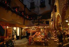 Vánoční trhy v Evropě, které rozhodně stojí za návštěvu - Info. Fair Grounds