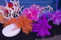 Under-the-sea easy decorations for Ocean Commotion VBS!