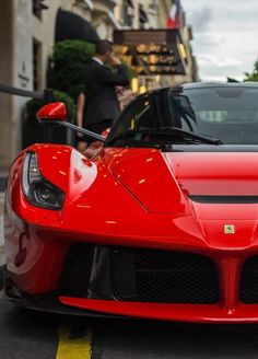 Ferrari LaFerrari Ferrari Laferrari, Ferrari Car, Car Manufacturers, Amazing Cars, Car Pictures, Supercars, Cool Photos, Bike, Cool Stuff