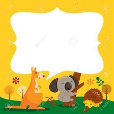 australian wildlife cartoons - Google Search