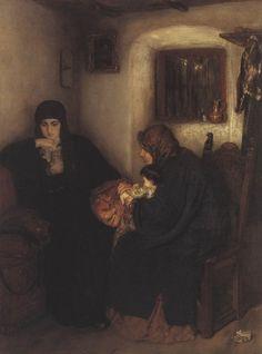 Γύζης Νικόλαος – Gyzis Nikolaos [1842-1901]