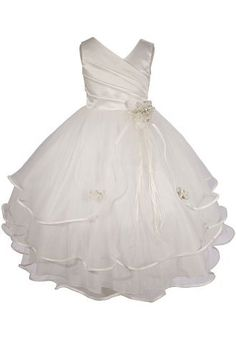AMJ Dresses Inc Girls Ivory Flower Girl Pageant Dress Sizes 2 to 16, http://www.amazon.com/dp/B0096EE69M/ref=cm_sw_r_pi_awdm_JDVhtb1DN8D0Q
