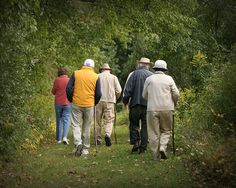 Hiking Friends by adwriter, via Flickr