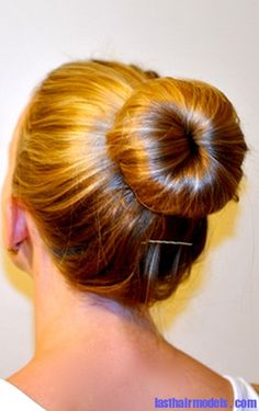 Swell 1000 Images About Donut Buns On Pinterest Donut Bun Sock Buns Hairstyles For Men Maxibearus