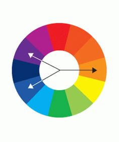 1000 images about color complementary on pinterest - Colors complementary to gray ...