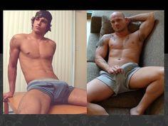 Big Massive Bulges of Men from Europe