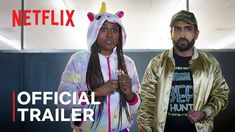A couple (Issa Rae & Kumail Nanjiani) experiences a defining moment in their relationship when they are unintentionally embroiled in a murder mystery. Issa Rae, Official Trailer, Movie Trailers, Feature Film, Love Birds, Documentaries, Tv Series, Netflix, Dj