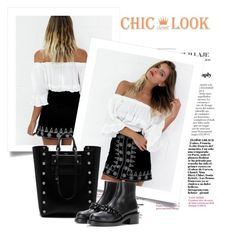 """""""CHICLOOKCLOSET"""" by jenny007-281 ❤ liked on Polyvore featuring Mulberry"""